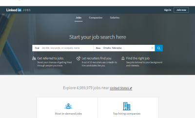 LinkedIn Jobs: It's Not What You Know, It's Who You Know
